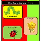Eric Carle Unit (Very Hungry Caterpillar, Grouchy Ladybug,