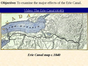 Erie Canal PowerPoint Presentation