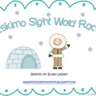 Eskimo Sight Word Race