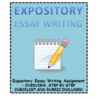 Essay Writing: Expository Assignment