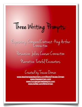 Essay Writing Prompts: Narrative, Persuasive, Expository