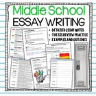 Essay Writing Unit (Junior High/Middle Years)