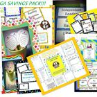 save! Essentials back to school bundle: decor, prompts,rea
