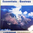 Essentials of Geology by Lutgens Tarbuck