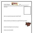 Estimation Jar Challenges, Set of 10, FREE
