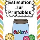 Estimation Jar Printables