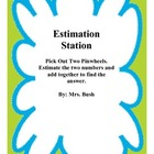 Estimation Pinwheel Station