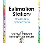 Estimation Stations: Nonfiction Connections