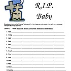 "Eulogy to ""Baby"" Words"