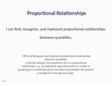 Eureka Math 7th grade Module 1 Lesson 2 Proportional Relat