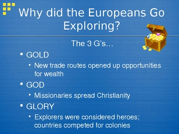 European Exploration and Colonization (Empires)