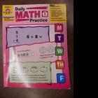 Evan Moor Daily Math Practice-1st Grade