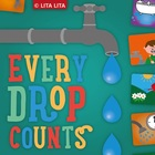 Every drop counts,  fold and learn