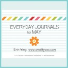 Everyday Journals for May