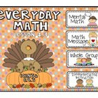 Everyday Math 2nd Gr. Promethean-  4.3 Exploring Temperatu