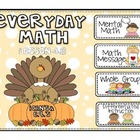 Everyday Math 2nd Grade Promethean lesson 4.8 Paper and Pe