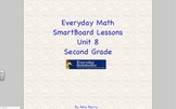 Everyday Math 2nd Grade SmartBoard Lessons Unit 8