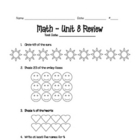 Everyday Math - Unit 8 Resources; 3rd Grade