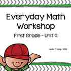 Everyday Math Workshop Plans for Unit 9