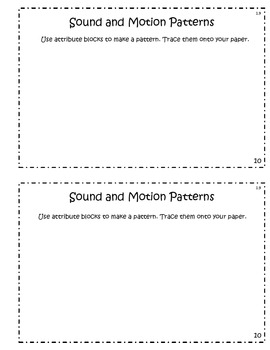 Everyday Mathematics Kindergarten Math Journal Chapter 1