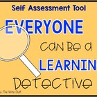 Self Evaluation: Everyone Can Be a Learning Detective {Fre