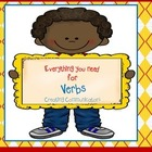 Everything you need for Verbs