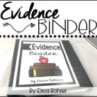 Evidence Binder Dividers, Inserts, Logs, and More