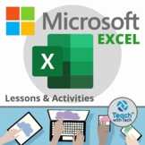 Excel Spreadsheets Lesson and Activities