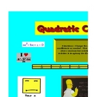 Excel quadratic calculator