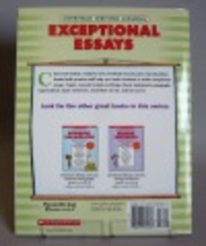 Exceptional Essays Grades 4 and Up