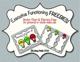 Executive Functioning FREEBIE