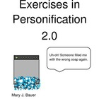 Exercises in Personification