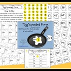 Expanded Form Math Center Activity Game