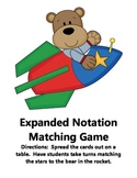 Expanded Notation game