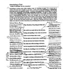 Expecting Annotation  Teaching Techniques of Text Annotati