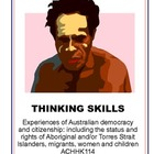 Experiences of Australian democracy and citizenship ACHHK114