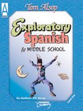 Exploratory Spanish for Middle School eBook