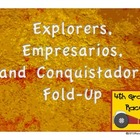 Explorers, Empresarios, and Conquistadors Fold-Up and Refl