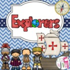 Explorers Reading and Writing Integration Unit (Georgia St