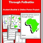 Exploring Africa - Use African Folktales to Create a Glogs