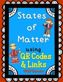 Exploring Matter using QR Codes