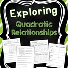 Exploring Quadratic Relationships: An Investigation