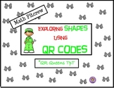 Exploring Shapes using QR Codes