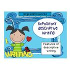 Expository Descriptive Writing