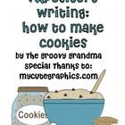 Expository Friendly Letter: Cookies