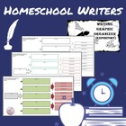 Expository Writing Graphic Organizer-Common Core Standards