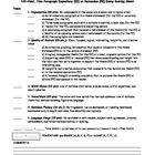 Expository or Persuasive Essay Rubric/Scoring Sheet