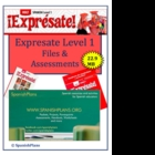 Expresate Level 1 File Pack 23 MB