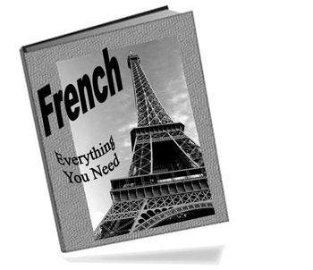 Extensive Resource, French GRammar and Vocabulary