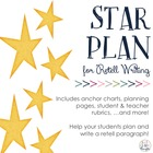 Extra! Extra! Star Plan for Retelling